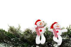 Snowmen Stock Photos