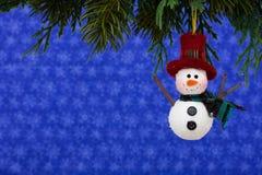 snowmen Arkivfoto
