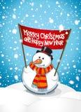 Snowmen Royalty Free Stock Images
