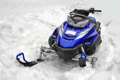 snowmobile Fotografia Royalty Free