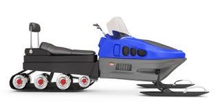Snowmobile Immagine Stock Libera da Diritti