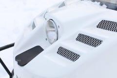 Snowmobile Zdjęcia Stock