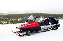 Snowmobile Royalty Free Stock Photo