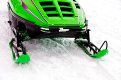 Snowmobile Stock Photography