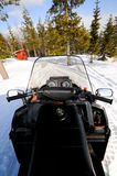 snowmobile Стоковые Фото
