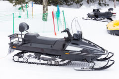 Snowmobile Stock Images