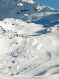 Snowpark Royalty Free Stock Images