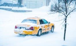 Snowpiercer Lizenzfreie Stockfotos