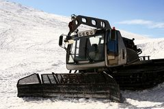 Free Snowplough Stock Photography - 13681762