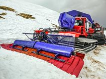 snowplow Foto de Stock Royalty Free