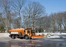 Snowplow Fotos de Stock