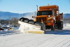 Snowplow Stock Images
