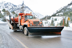 Snowplow Stock Photos