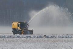 snowplow Στοκ Εικόνες