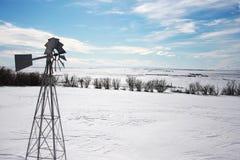 snowscape zdjęcie royalty free