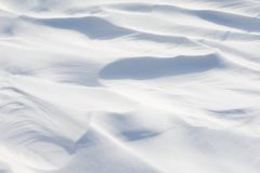 Snowscape Royalty Free Stock Images