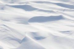 Snowscape imagens de stock royalty free