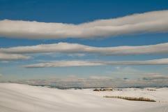 snowscape 图库摄影