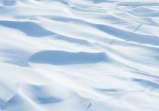 Snowscape imagem de stock