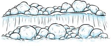 Snowscape Stock Images