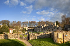 Snowshill, Engeland Stock Fotografie