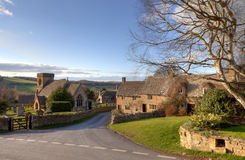 Snowshill, England Stock Images