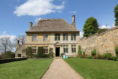 Snowshill Manor. & Gardens, Gloucestershire, England Royalty Free Stock Images