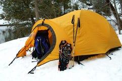 snowshoe приключения Стоковые Фото