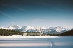 Lake Louise Στοκ Φωτογραφίες