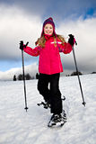 Snowshoes Stock Photos