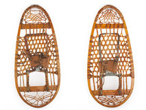 Snowshoes Royalty Free Stock Image