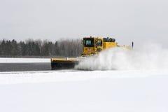 Snowsweeper Imagen de archivo