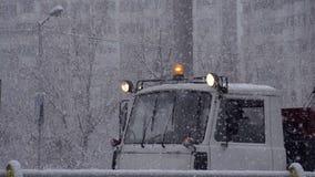 Snowthrower da estrada filme