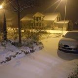 snowtime lizenzfreie stockfotos