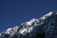 Зига горы Стоковая Фотография RF