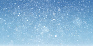 Snowy background. An illustration of a snowy background scene Royalty Free Stock Image