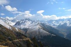 Snowy-Berge, die Türkei Stockfoto