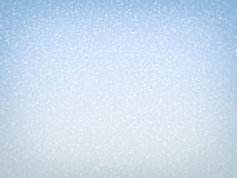 Snowy Blue Sky Stock Images