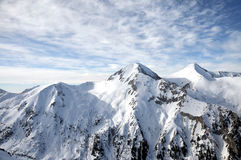 Free Snowy Mountain Stock Images - 4069094