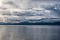 Snowy Mountain range Royalty Free Stock Photos