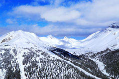 Free Snowy Mountains Stock Photography - 2937492