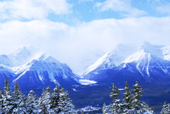 Free Snowy Mountains Royalty Free Stock Image - 2963836