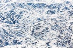 Snowy mountains, Turkey Stock Photos