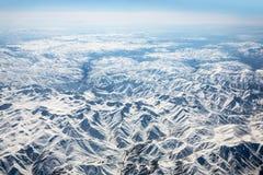 Snowy mountains, Turkey Stock Photography