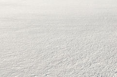 Snowy plain Stock Images