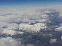 Snowy può Fotografia Stock