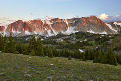 Free Snowy Range, Wyoming Stock Image - 96531041