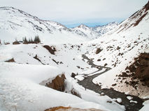 Snowy River Valley Stock Images