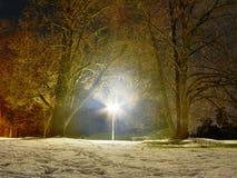 Snowy-Tag von Januar Stockfotografie