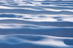 Snowy texture Royalty Free Stock Photos